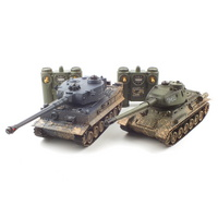 2.4GHz T-90 vs M1A2 배틀탱크 RC (YAK237003SET)