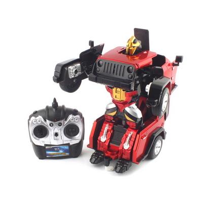 Transformation 지프 변신로봇 RC (SXT233010RE)