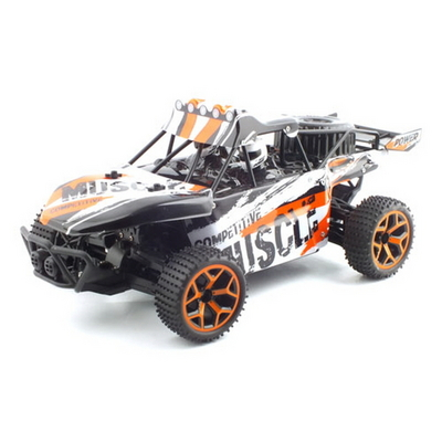 4WD Muscle 최고속도 20km RTR (ZC358154OR) 스피드버기 RC