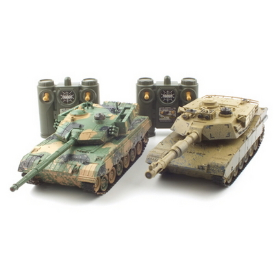 ZTZ-96A vs M1A2 배틀탱크 RC 세트