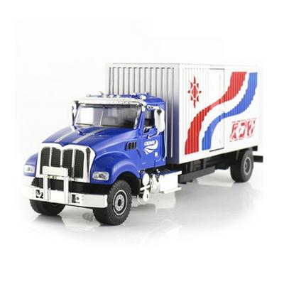 트럭 중장비 모형자동차 BOX VAN TRUCK