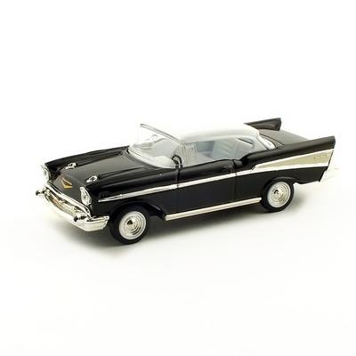 43스케일 1957 Chevrolet Bel Air 쉐보레 클래식 모형자동차