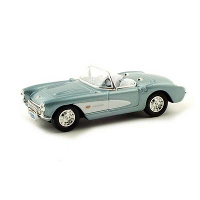 43스케일 1957 Chevrolet Corvette 쉐보레 콜벳 클래식 모형자동차