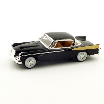 43스케일 1958 Studerbaker Golden Hawk 클래식 모형자동차