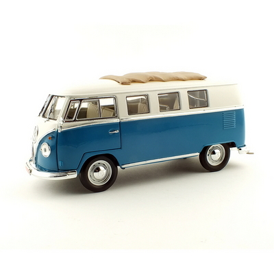 1962 Volkswagen Microbus (YAT232713BL) 폭스바겐 마이크로버스 불자동차 미니버스
