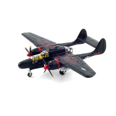 P-61B Black Widow 블랙위도우 야간전투기 전투기모형