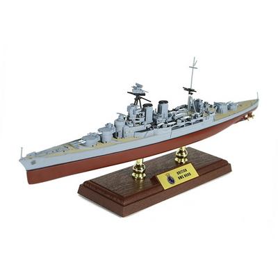 영국 HMS 후드 순양함 모형