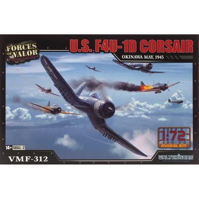 U.S. F4U-1D 콜세어 조립킷 1945