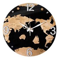 지구본 시계