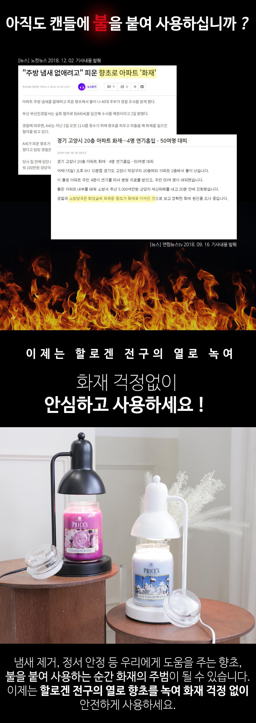 비즈 캔들워머 단품 - 미트라샵, 25,010원, 캔들, 캔들워머/용품