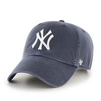47브랜드 MLB모자 뉴욕 양키즈 네이비 빈티지