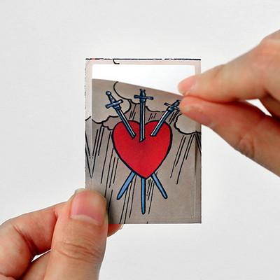 Label Sticker Pack-16 Tarot