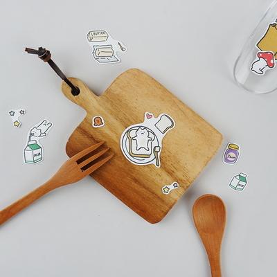 셀프컷팅스티커-031 버터냥 (봉지)