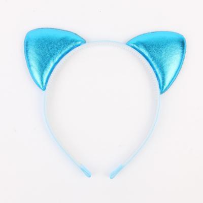 깜찍이 고양이머리띠 (블루)