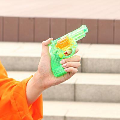 워터건물총 - 권총 (색상랜덤)