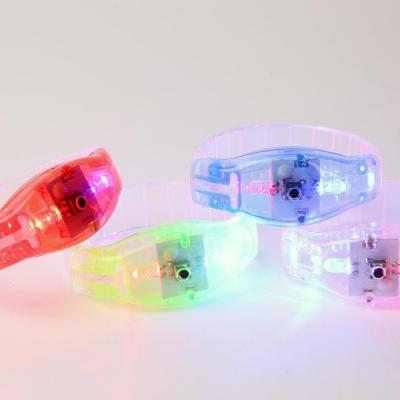 LED점등 젤리 팔찌 [랜덤발송]