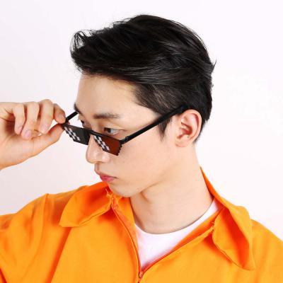 픽셀 안경 (소)