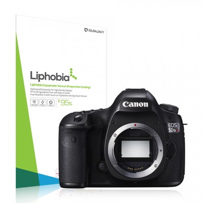 캐논 EOS 5Ds R 리포비아 액정보호필름 (2매입)