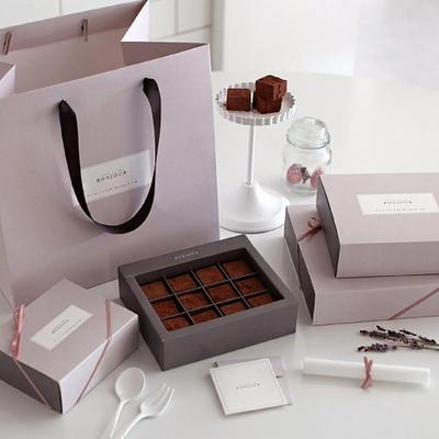 파베 초콜릿 만들기 DIY 세트 (봉주르)