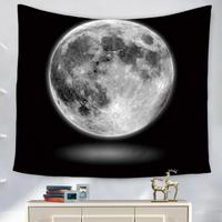 신비로운 달 패브릭포스터 2번 디자인 (150 x 200cm)