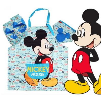 디즈니 어린이 미키마우스 앞치마세트
