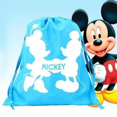디즈니 미키마우스 발레 조리개 가방