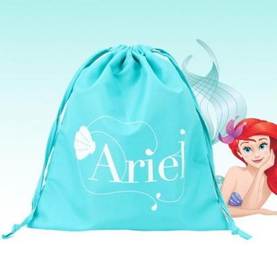 디즈니 인어공주 발레 조리개 가방