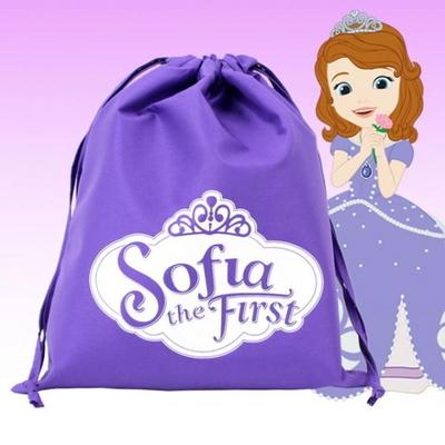 디즈니 소피아 발레 조리개 가방