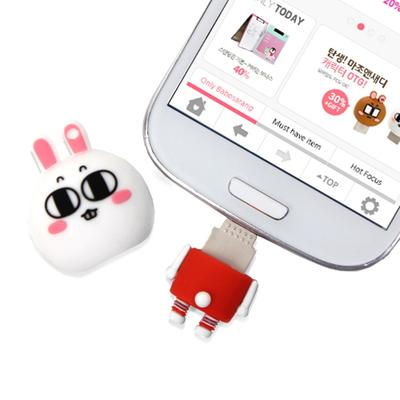 유에너스 마조앤새디 캐릭터 USB OTG메모리 8G