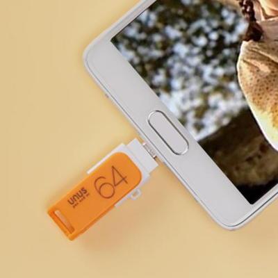 유에너스 SMART-SWING OTG USB 메모리 32GB