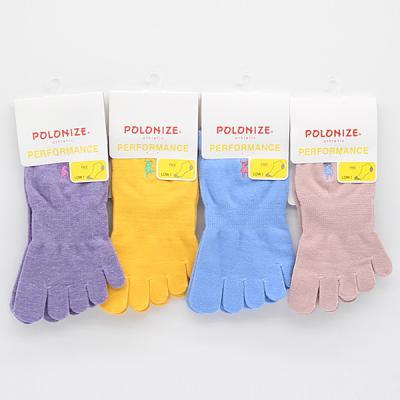 [폴로나이즈] 여자 발가락양말(발목) PL110 2켤레랜덤