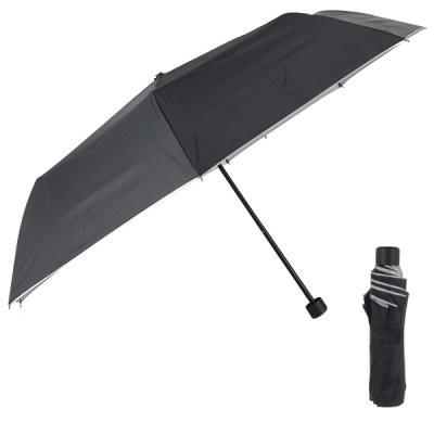 빅토 우산 3단 수동 검정색
