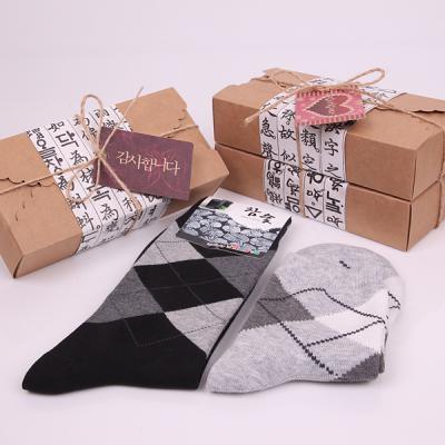 [빅토] 연말선물 2족 선물세트 양말선물세트 AAP137