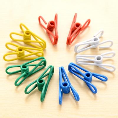 colourful clip-컬러풀 클립(10개세트)