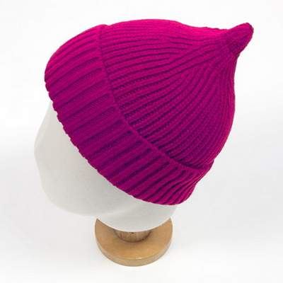 도토리비니 모자