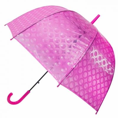 스팽글 핑크 투명 예쁜 장우산