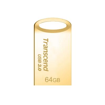 트랜센드 JetFlash 710G 64GB 골드