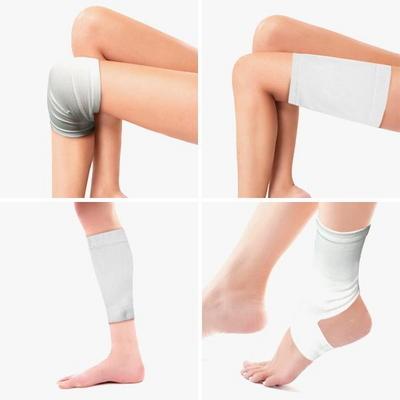 에이드서포트 보호대/종아리/허벅지/무릎/발목