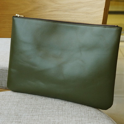 Colorful Days Clutch 330 Olive Green