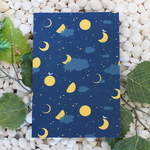 over the moon 2 post card