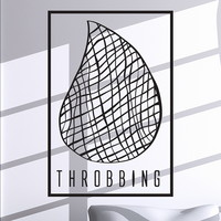 (LU-M145) 북유럽패턴디자인_THROBBING
