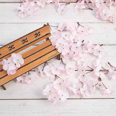 벚꽃송이(1봉지=100개) /조화벚꽃잎/인테리어조화꽃