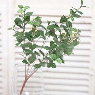 미니그린잎부쉬 녹색식물조화