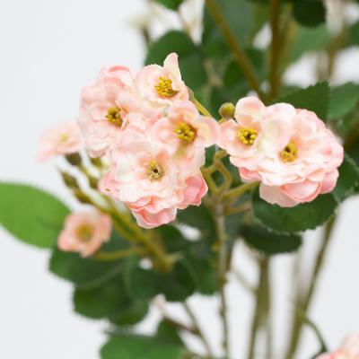 재스민 꽃 가지 72cm 실크플라워 조화 장식