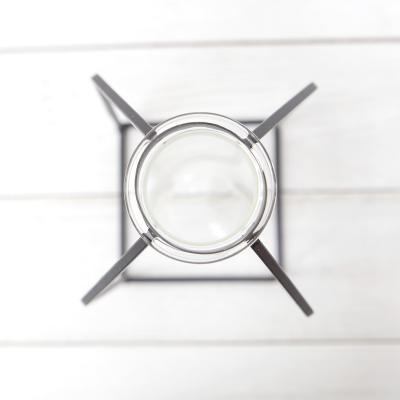 사각틀 시험관 화병 - 소 모던 디자인 장식화병
