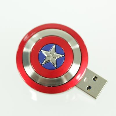 마블정품 캡틴아메리카 USB 3.0 OTG 8GB