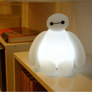 디즈니정품 - 빅히어로6 베이맥스 LED 무드등