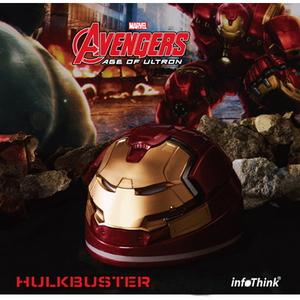 (마블정품)헐크버스터 Hulkbuster USB LED Lamp