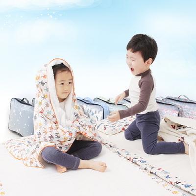 [라텍스 낮잠이불세트] 어린이집 실용적인 분리형