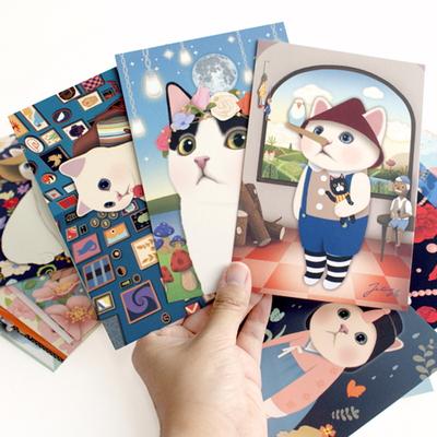 choo choo post card ver.2